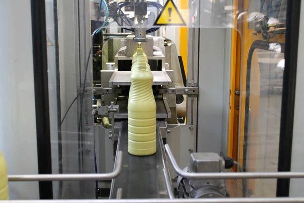 fase di produzione detergenti